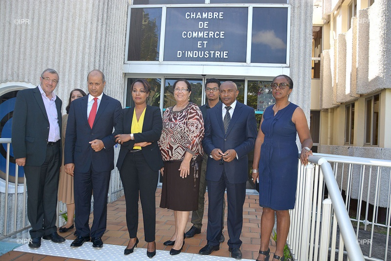 Economie isabelle chevreuil lue pr sidente de l 39 union for Chambre de commerce de madagascar