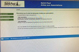 Illustration : Saint-Paul - Associations, faites vos demandes de subventions