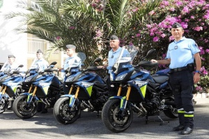 Illustration : Saint-Paul : Ouverture des inscriptions du rallye moto de la gendarmerie