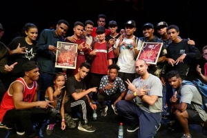 Illustration : [VIDEOS] Battle Of The Year : les breakdancers ont tout donné