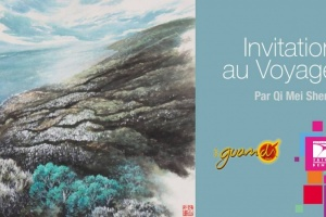 Illustration : Guandi invite au voyage