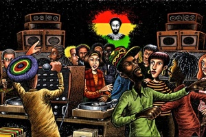 Illustration : O'Fisha Sound System au 211