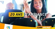 Illustration : Campagne Car Jaune