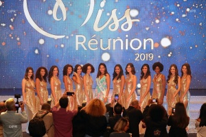 Illustration : Miss Réunion : les candidates rencontrent Miss France