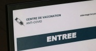 Illustration : inauguration centre de vaccination pierrefonds