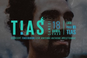 Illustration : Tias va donner un concert 100% virtuel