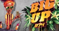 Illustration : big up festival