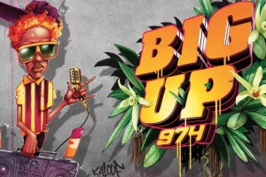 Illustration : [VIDEO] Ce week-end, place au Big Up Festival