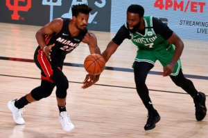 Illustration : Play-offs NBA: Boston hausse le ton et se relance