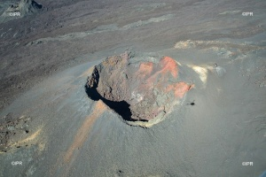 Illustration : PIton de la Fournaise : une éruption probable ou imminente du volcan