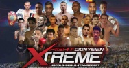 Illustration : Xtreme fight boxe