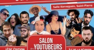 Illustration : Salon Youtubeurs Saint-Pierre