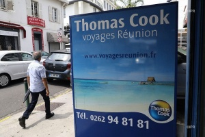 Illustration : Faillite de Thomas Cook : pas d'impact à La Réunion