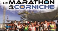 Illustration : Marathon de la corniche