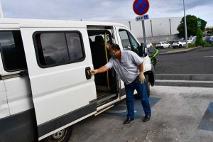 Illustration : Transport social au Port : accompagner les personnes en situation de handicap