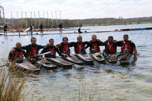 Illustration : Le Niagara canoë kayak club remporte le concours national