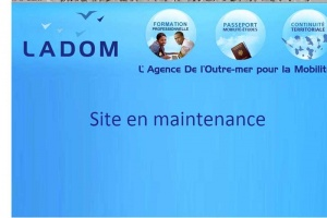 Illustration : Le site de Ladom attaqué par des pirates