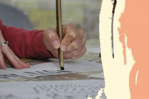 Illustration : Saint-Denis : un forum pour les calligraphies