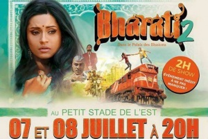 "Illustration : ""Bharati 2"" - Le Bollywood vient enchanter La Réunion"