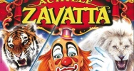 Illustration : cirque Zavatta
