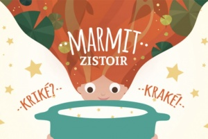 "Illustration : ""Marmit Zistoir"" à la Medersa"