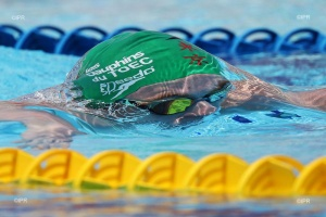 Illustration : Le Port : le meeting de natation a conquis ses participants
