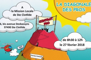 Illustration : La Mission locale Nord lance la diagonale des pros