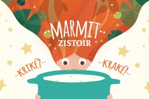 Illustration : Saint-Denis - Marmit Zistoir au square Jacques Coeur