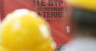 Illustration : manifestation du btp 2010