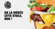 Illustration : Insolite, Burger King, Guide Michelin, Etoile, Gastronomie, Fast-food, Restaurant, Actualités de La Réunion