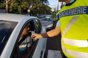 Illustration : Gendarmerie nationale : 16 permis de conduire retirés ce week-end