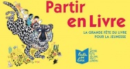 Illustration : Partir en livre 2018, Saint-Denis