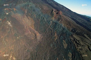 Illustration : Piton de la Fournaise - Retour en vigilance volcanique