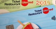 Illustration : tickets restaurant