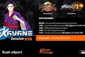 "Illustration : Saint-Denis - Orange partenaire de la ""Kayane Session"""