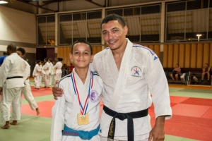 Illustration : Judo: un jeune Portois sacré champion de France minime