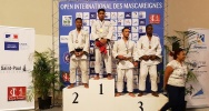 Illustration : 5ème Open international des Mascareignes de judo