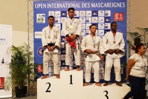 Illustration : Saint Paul accueille un tournoi international de judo