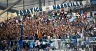 Illustration : Des supporters de l'Olympique de Marseille, le 25 septembre au Vélodrome face à Nantes