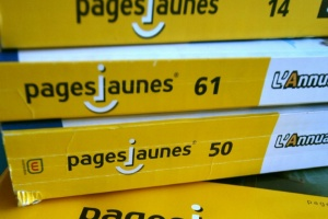 Illustration : SoLocal, ex-Pages jaunes, va supprimer près d'un quart de ses postes