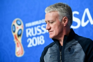 "Illustration : France: Deschamps: ""Beaucoup d'efforts pour aller chercher ce qu'on veut"""