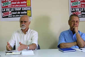 Illustration : La reconstruction se poursuit