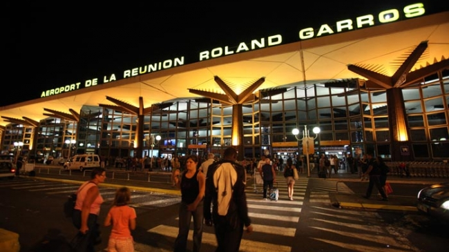 Illustration : Aéroport Roland Garros