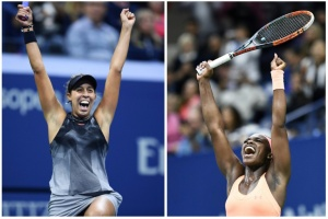 Illustration : Tennis: Stephens et Keys en finale de l'US Open