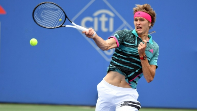 Goffin battu en deux sets par Tsitsipas — ATP Washington