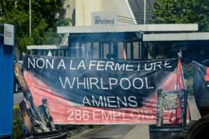 Illustration : Whirlpool à Amiens, de la restructuration et à la reprise