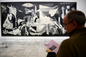 Illustration : Guernica de Picasso, 80 ans de plaidoyer contre la guerre