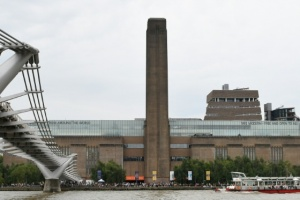 Illustration : Enfant français jeté du Tate Modern de Londres: le suspect plaide coupable