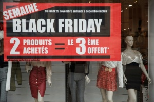 Illustration : Des fédérations de commerçants demandent l'interdiction du Black Friday