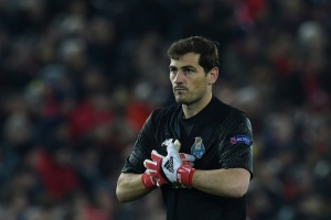 Illustration : Porto: Casillas dispute le 1000e match de sa carrière